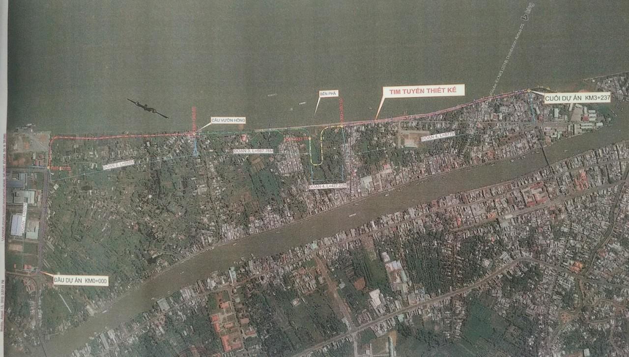 Thông báo kết quả thẩm định dự án đầu tư xây dựng đường Hoàng Sa, thành phố Sa Đéc (số 168/SXD-QLXD ngày 02/10/2018)