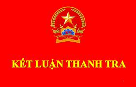 Kết luận số 01/KL-TTr về việc chấp hành các quy định của pháp luận trong hoạt động đầu tư xây dựng của Ban quản lý dự án và Phát triển quỹ đất huyện Tân Hồng