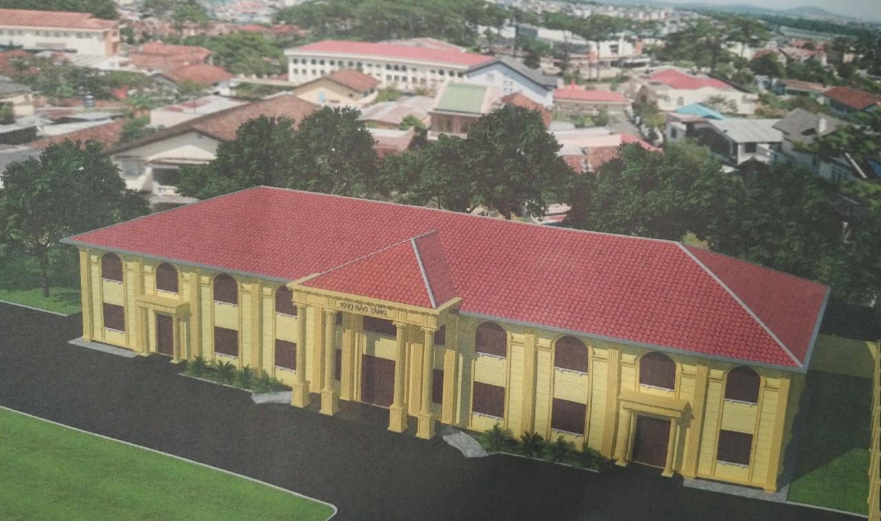 Thông báo kết quả thẩm định dự án đầu tư xây dựng Kho hiện vật Bảo tàng tổng hợp Đồng Tháp (số 189/SXD-QLXD ngày 25/10/2018)