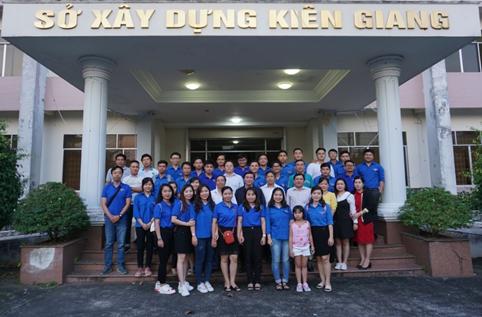 Chi đoàn cơ sở sở xây dựng tổ chức chuyến về nguồn  tại tỉnh Kiên Giang năm 2020