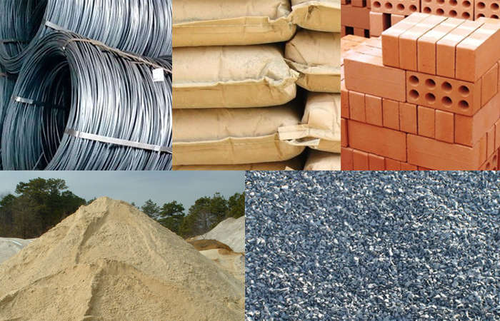 Công bố giá vật liệu xây dựng tháng 01 năm 2021